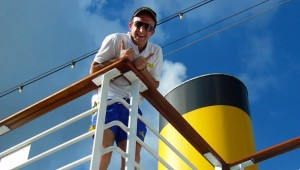 cruise line entertainment director pic