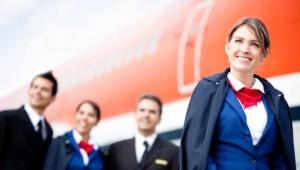 Airline Flight Crew Pic