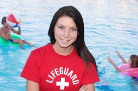 Lifeguard Summer Job Pic